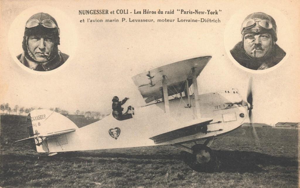 nungesser plane II