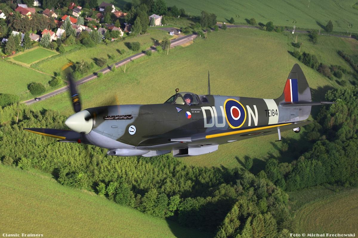 Československý-Spitfire